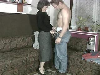 German hairy granny - Berlin