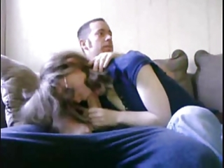 Aunts friend give me a blowjob with mom in the