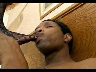 leather clad mother i takes a massive wang -