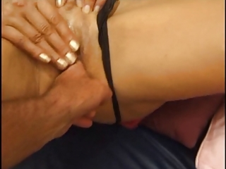 hot french older love painful anal sex and squirt