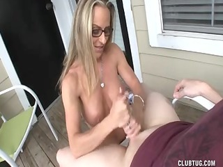 horny mother id like to fuck lube tugjob