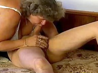 mad old mommy gets big dong oral pleasure and in