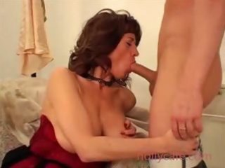 super shaggy box on mother i in great lingerie