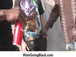 interracial milf sex - mom go darksome 111