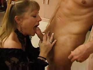 excited breasty big beautiful woman french older