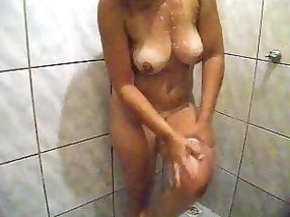 banho de esposa dedicada - wife shower