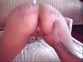 wife oozing lovers cum into cuckold hubbys mouth