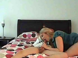golden-haired d like to fuck gives her paramour a
