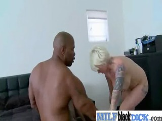 hardcore interracial sex with hawt breasty d like