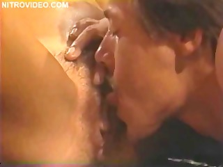 vintage hardcore action with a hot blond getting