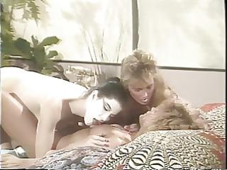 erica boyer having a lesbian threesome with