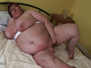 large aged strumpets receives nasty and wild on