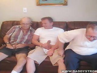 guy next door - 7 older daddies with the chap