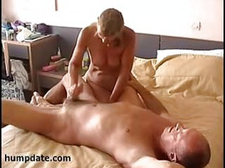 lascivious wife jerks off hubby cock
