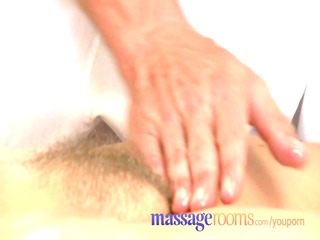 massage rooms mature woman with hairy vagina
