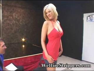 hot golden-haired mother i is shy but likes the