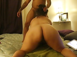 hot lil mexican wife engulfing