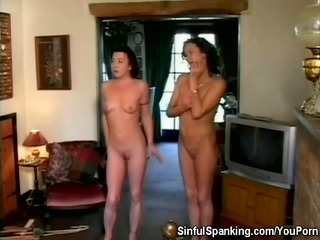 spanked mother i women