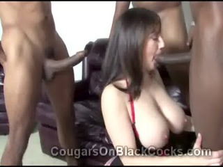 extremely gorgeous dark brown older whore