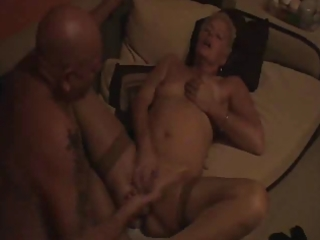 aged woman fingered and fucked