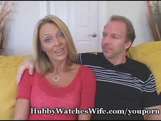 sexy wife getting fed young ramrod