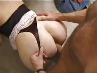big a-hole mamma drilled by hubbys allies