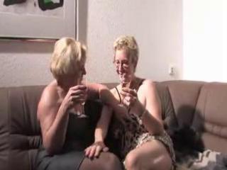 Mature german lesbians
